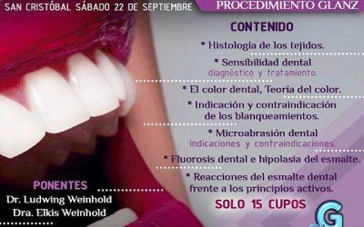 Curso Teórico: Microabrasión y Blanqueamiento Dental (Tachira)