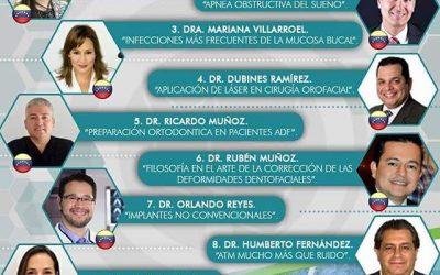 Jornadas de Cirugía Bucomaxilofacial Capítulo Táchira