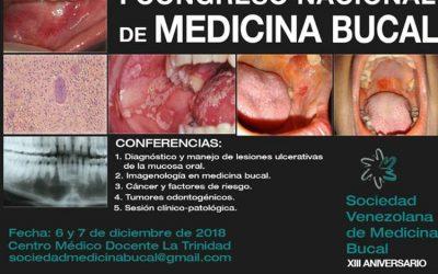 I Congreso Nacional de Medicina Bucal