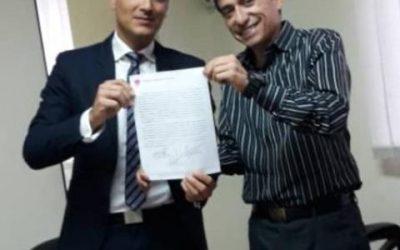 Convenio Interinstitucional entre el Colegio de Odontólogos de Venezuela y la Sociedad Venezolana de Cirugía Bucal y Maxilofacial