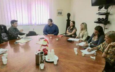 Visita de Colgate al Colegio de Odontólogos de Venezuela