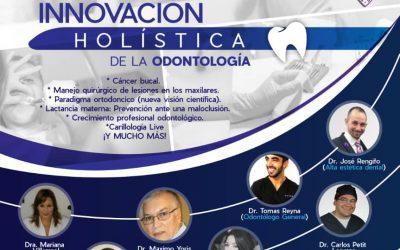 Jornada «INNOVACIÓN HOLÍSTICA DE LA ODONTOLOGÍA»