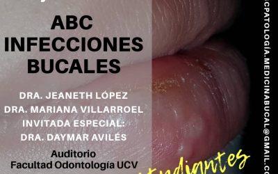 Curso ABC Infecciones Bucales