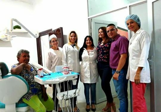 Inauguración: Oncológico Genesis Petit – Municipio  San francisco