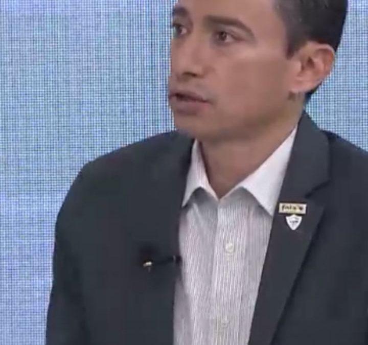 Entrevista al Presidente del Colegio de Odontólogos de Venezuela sobre la presencia en Venezuela de cremas dentales falsificadas!