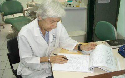Fallecimiento Dra María Del Carmen Zurita