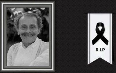 Fallecimiento del Dr. Sergio Chapman