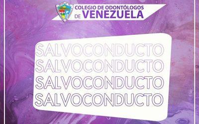 Solicitud de Salvoconducto COV