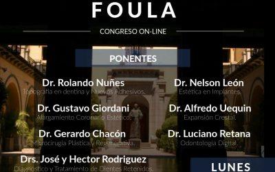 78 Aniversario FOULA |Congreso ONLINE|