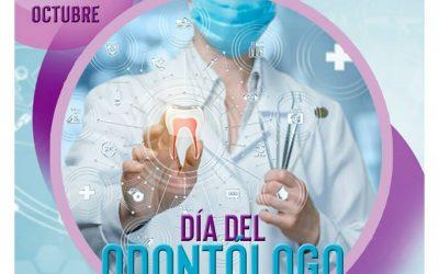 03 de Octubre Día de la Odontología Latinoamericana