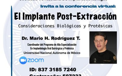 El implante Post-Extracción. Dr Mario Rodriguez