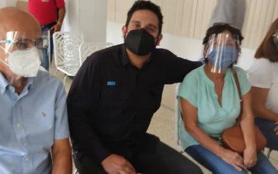 Jornada de vacunación para Odontologos en Distrito Capital